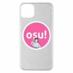 Чехол для iPhone 11 Pro Max Osu!