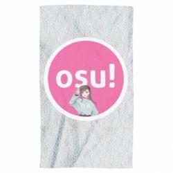 Полотенце Osu!