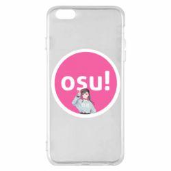 Чехол для iPhone 6 Plus/6S Plus Osu!