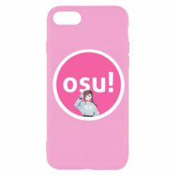 Чехол для iPhone 7 Osu!