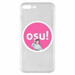 Чехол для iPhone 7 Plus Osu!