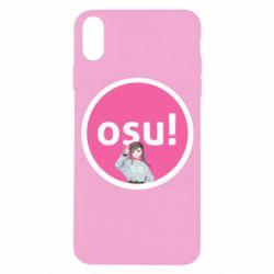 Чехол для iPhone X/Xs Osu!