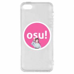 Чехол для iPhone5/5S/SE Osu!