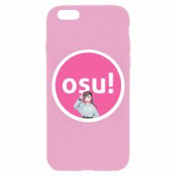 Чехол для iPhone 6/6S Osu!