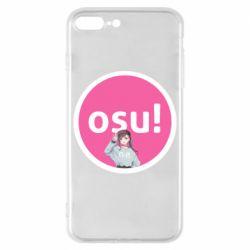 Чехол для iPhone 8 Plus Osu!