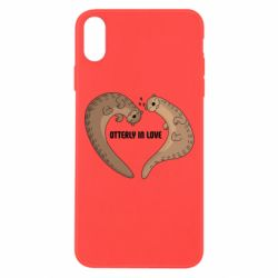 Чохол для iPhone Xs Max Otterly in love