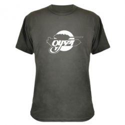 Камуфляжная футболка Оу-74 Tankograd - FatLine