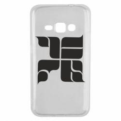 Чехол для Samsung J1 2016 Оу74 Танкоград - FatLine