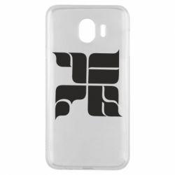 Чехол для Samsung J4 Оу74 Танкоград - FatLine