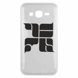 Чехол для Samsung J5 2015 Оу74 Танкоград - FatLine
