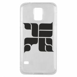 Чехол для Samsung S5 Оу74 Танкоград - FatLine