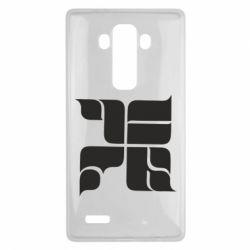 Чехол для LG G4 Оу74 Танкоград - FatLine