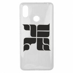 Чехол для Xiaomi Mi Max 3 Оу74 Танкоград - FatLine
