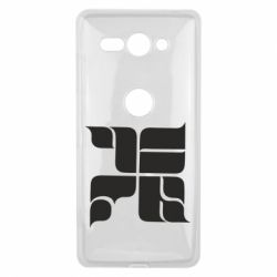 Чехол для Sony Xperia XZ2 Compact Оу74 Танкоград - FatLine