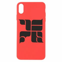 Чехол для iPhone X Оу74 Танкоград - FatLine