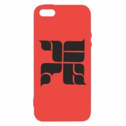 Чехол для iPhone5/5S/SE Оу74 Танкоград - FatLine