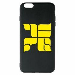 Чехол для iPhone 6 Plus/6S Plus Оу74 Танкоград - FatLine