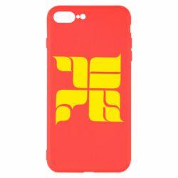 Чехол для iPhone 7 Plus Оу74 Танкоград - FatLine