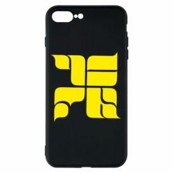 Чехол для iPhone 8 Plus Оу74 Танкоград - FatLine