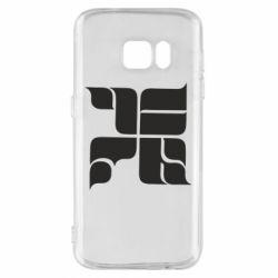 Чехол для Samsung S7 Оу74 Танкоград - FatLine