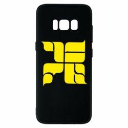 Чехол для Samsung S8 Оу74 Танкоград - FatLine