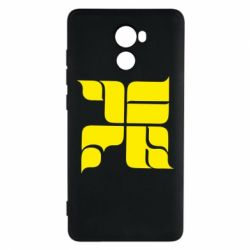 Чехол для Xiaomi Redmi 4 Оу74 Танкоград - FatLine