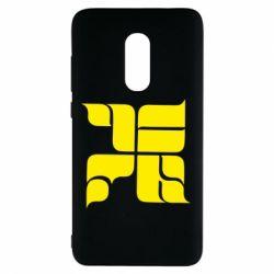 Чехол для Xiaomi Redmi Note 4 Оу74 Танкоград - FatLine