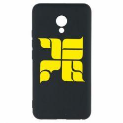 Чехол для Meizu M5 Оу74 Танкоград - FatLine