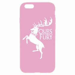 Чохол для iPhone 6 Plus/6S Plus Ours is the fury