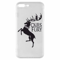 Чохол для iPhone 7 Plus Ours is the fury