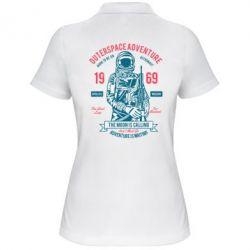 Жіноча футболка поло Outerspace Adventure 69