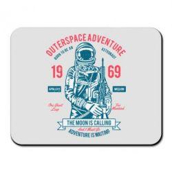 Килимок для миші Outerspace Adventure 69