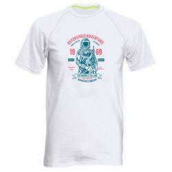 Чоловіча спортивна футболка Outerspace Adventure 69