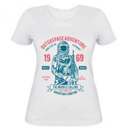 Жіноча футболка Outerspace Adventure 69