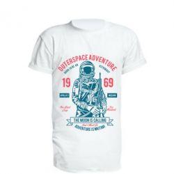 Подовжена футболка Outerspace Adventure 69