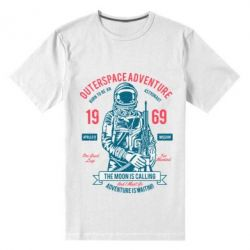 Чоловіча стрейчева футболка Outerspace Adventure 69