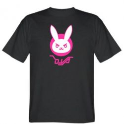 Чоловіча футболка Overwatch dva rabbit