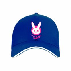 Кепка Overwatch dva rabbit