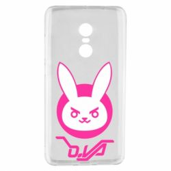 Чехол для Xiaomi Redmi Note 4 Overwatch dva rabbit