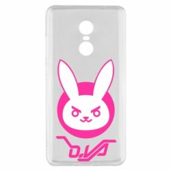 Чехол для Xiaomi Redmi Note 4x Overwatch dva rabbit