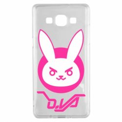 Чехол для Samsung A5 2015 Overwatch dva rabbit