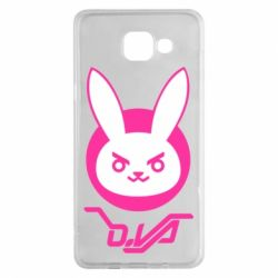 Чехол для Samsung A5 2016 Overwatch dva rabbit