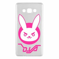 Чехол для Samsung A7 2015 Overwatch dva rabbit