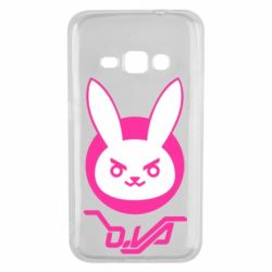 Чехол для Samsung J1 2016 Overwatch dva rabbit