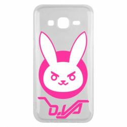 Чехол для Samsung J5 2015 Overwatch dva rabbit