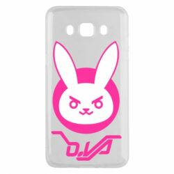 Чехол для Samsung J5 2016 Overwatch dva rabbit