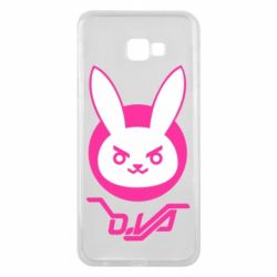 Чехол для Samsung J4 Plus 2018 Overwatch dva rabbit