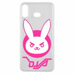Чехол для Samsung A6s Overwatch dva rabbit