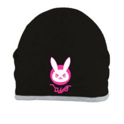 Шапка Overwatch dva rabbit