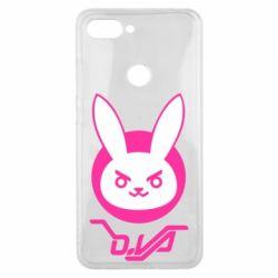 Чохол для Xiaomi Mi8 Lite Overwatch dva rabbit